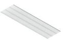 Полка GSA 0289/W (494*1815 мм) Белая