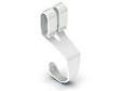 Универсальный крючок GSA 0309/W (в к-те 3 шт.) Белый