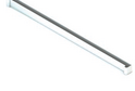 Заглушка-планка для полки GSA 0318a/W ( 305 мм) Белая