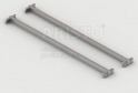 Поперечины Т-L обр. (450 мм) GSA 0281 Металлик