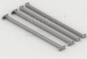 Поперечины Т-обр. (450 мм) GSA 0279 Металлик