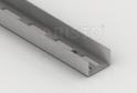 Настенная направляющая GSA 0283 (2400 мм) Металлик