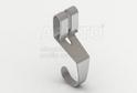 Универсальный крючок GSA 0309 ( в к-те 3 шт.) Металлик
