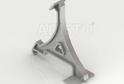 Кронштейн для обувной полки GSA 0314 Металлик