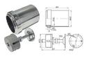 Комплект верхнего крепления для трубы хром арт.46966