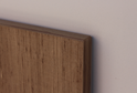 Фасад пластик матовый Lemark в кромке 3D акрил