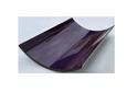 Вогнутый фасад пластик глянец Lemark в кромке ABS в цвет фасада