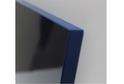 Фасад пластик глянец Melatone в кромке ABS в цвет фасада