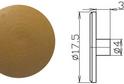 Заглушка эксцентрика №11 арт.4253