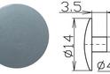 Заглушка под шестигранник №15 арт.3629