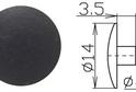 Заглушка под шестигранник №22 арт.3632