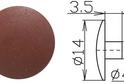 Заглушка под шестигранник №6 арт.3623