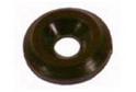 Пластиковая шайба под винт М4 коричневая арт.2230