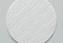 Заглушка самокл. D=13 белый поры (117 шт) арт.D13U31118