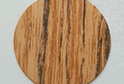 Заглушка самокл. D=13 индиан эбони темный (117 шт) арт.D13U3133