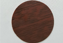 Заглушка самокл. D=14 махагон (50 шт) арт.4632