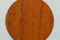 Заглушка самокл. D=13 орех гварнери (117 шт) арт.D13U1549