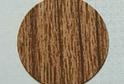 Заглушка самокл. D=13 ясень шимо темный (117 шт) арт.D13U3128