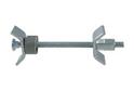 Стяжка для столешниц L-150 мм арт.118