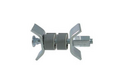 Стяжка для столешниц L-65 мм арт.116