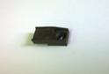 Стеклодержатель пластмассовый №4 коричневый арт.677