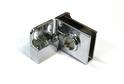 Петля концевая для стекл. фасадов правая хром арт.10-20-003-01005