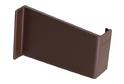 Накладка декор. ABS L(R) коричневый арт.1387/1386