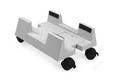 Подставка под системный блок серая GTV, арт.2231