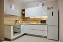 Кухня AGT Белый глянец в кромке ABS