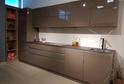 Кухня AGT Коричневый глянец в кромке ABS