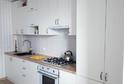 Кухня AGT белый матовый в кромке ABS