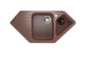 Мойка EcoStone ES-25, 970*500 мм