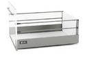 LOTTIBOX 400 мм, H183 серый платиновый 2 кругл.рейл.арт.51508