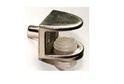 Полкодержатель П-обр.для стекла до 8 мм со штырем арт.0706