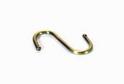 Крючок S-образный (шар) античная бронза LS-006 арт.53183