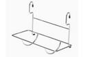 Полка для бумажного полотенца хром арт.46915