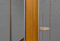 Шкаф-купе двухдверный зеркало + ЛДСП