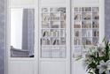 Шкаф с классическими дверьми-купе из коллекции VENICE