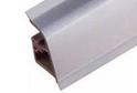Плинтус объемный алюминиевый 4м. арт.1037