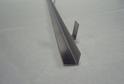 Планка МЩ-внутренний угол нерж.сталь (600х9х9) арт.7544