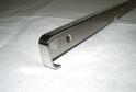 Планка Т-обр с закрытым торцом нерж.сталь-40-R6/180* арт.7550