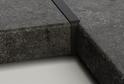 Планка угловая черная -40-R6/180* Правая арт.7553