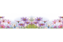 Стеновая панель Albico MSK Полевые цветы (склад)