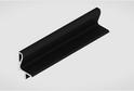 Профиль-ручка L-2025/4050 мм для нав.ящ. в/б, черный