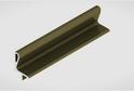 Профиль-ручка L-2025/4050 мм для нав.ящ. в/б, шампань