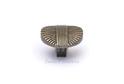 Ручка кнопка FK492 ант.бронза арт.50514
