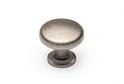 Ручка-кнопка FK461 античный никель мат. арт.57343