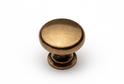 Ручка-кнопка FK461 кофе арт.57346