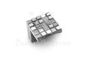 Ручка кнопка FK019 хром арт.49050