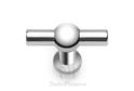 Ручка кнопка FK710 хром арт.54469